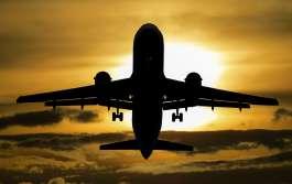 Flugzeug - Blitzlicht Artikel